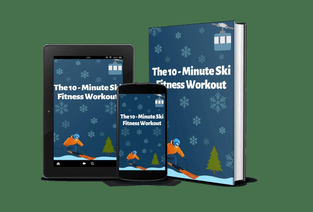 the 10 minutes ski workout